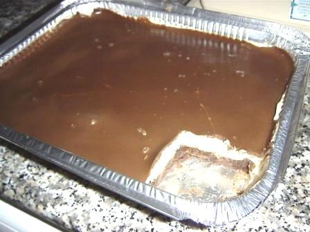 עוגת מוס מהממת (גם לפסח)