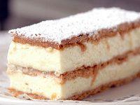 עוגת נאפוליון (קרם שניט) מעשה ידי בית