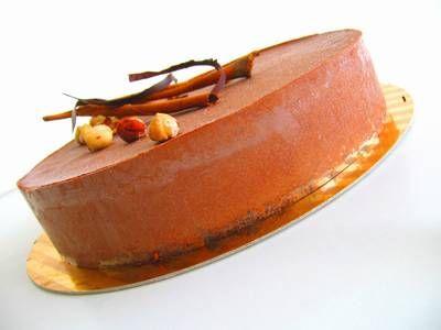 עוגת טורט שוקולד וחלבה – של הנס ברטלה