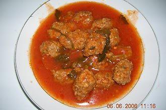 כדורי בשר תוניסאים (קעיביראת)