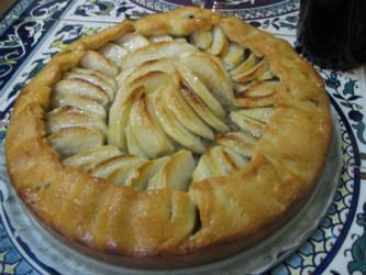 מאפה תפוחים ביתי