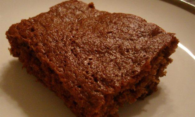 עוגת דבש ושוקולד ציפס