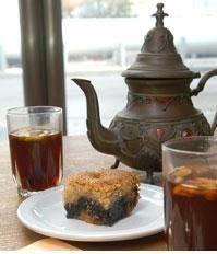 תה בוטנים ותבלינים מקורמל נוסח גרבה