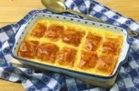בלינצס קרואטי (סטרוקלי) ממולא גבינה